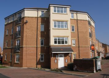 Thumbnail 2 bed flat for sale in Ovett Gardens, St James Village, Gateshead