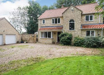 Thumbnail 4 bed detached house for sale in Chapel Road, Fillingham