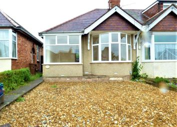 Thumbnail 2 bed semi-detached bungalow to rent in Franklin Cresent, Northampton