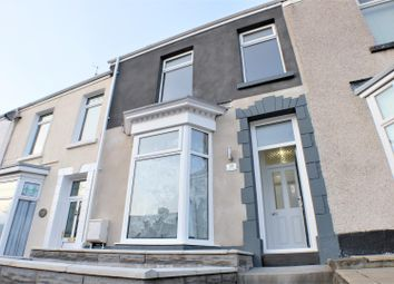 Thumbnail 3 bed property for sale in Danygraig Road, Port Tennant, Swansea