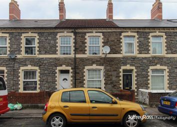 Thumbnail 3 bed terraced house to rent in Copper Street, Roath, Cardiff