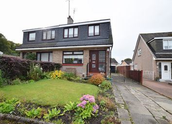 Thumbnail 3 bed semi-detached house for sale in Sutherland Drive, Airdrie