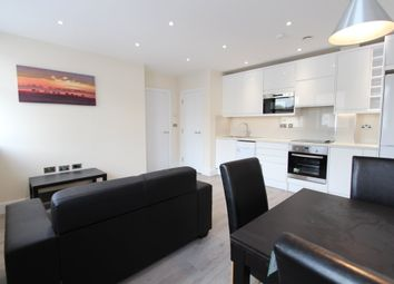 Thumbnail 1 bed flat to rent in Manor Court, Wembley Hill Road, Wembley