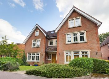 Thumbnail 2 bed flat for sale in Spires Court, Orchard View, Chertsey, Surrey