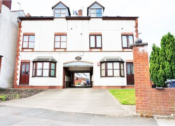 Thumbnail 1 bed flat for sale in Darlaston Road, Wednesbury