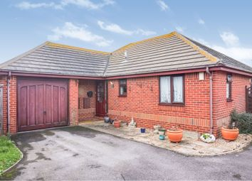 Thumbnail 3 bed detached bungalow for sale in Cherry Gardens, Selsey, Chichester