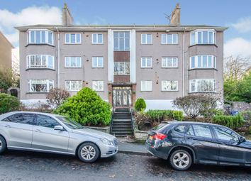 Thumbnail 2 bed flat for sale in Hill Crescent, Clarkston, Glasgow