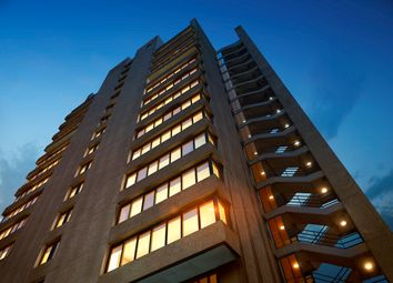 Thumbnail 3 bed flat for sale in Blake Tower, Barbican