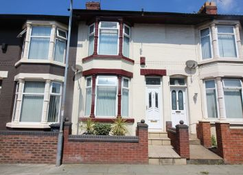 Thumbnail 3 bed terraced house for sale in Gonville Road, Bootle
