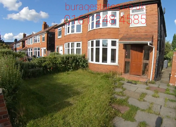 5 bed semi-detached house to rent in Parrs Wood Road, Didsbury, Manchester M20