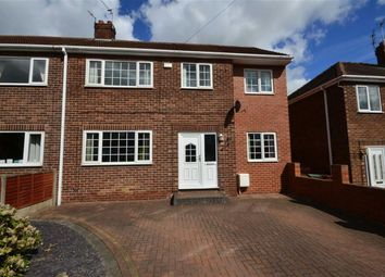 Thumbnail 4 bed property for sale in Mill Hill Avenue, Pontefract