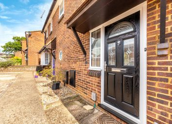 Thumbnail 1 bed terraced house for sale in The Brambles, Ware