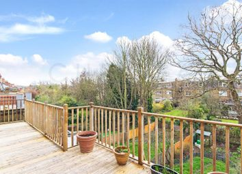 Thumbnail 3 bed flat to rent in Goldhurst Terrace, South Hampstead