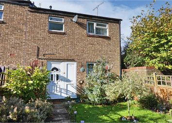 Thumbnail 3 bedroom end terrace house for sale in Oakham Close, Swindon