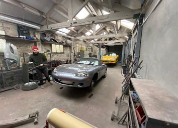 Thumbnail Parking/garage for sale in Vehicle Repairs & Mot LS21, Station Road, West Yorkshire