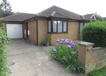 Thumbnail 3 bed detached bungalow for sale in Sycamore Avenue, Bletchley, Milton Keynes