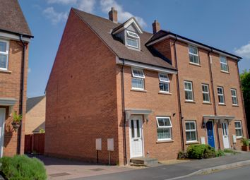 Thumbnail 3 bed end terrace house for sale in Anzio Road, Devizes