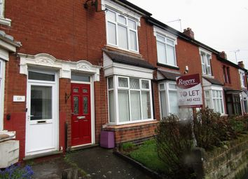 Thumbnail 3 bed terraced house to rent in May Lane, Kings Heath, Birmingham