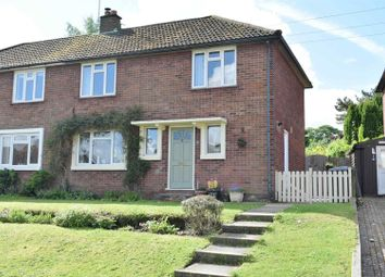 Thumbnail 3 bedroom semi-detached house for sale in Barn Crescent, Newbury
