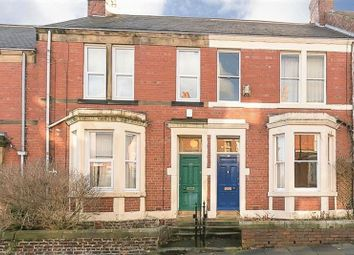 Thumbnail 3 bed terraced house for sale in Ripon Gardens, Jesmond Vale, Newcastle Upon Tyne