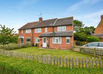 Thumbnail 4 bed semi-detached house for sale in Bernard Close, Cuddington, Aylesbury