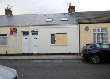 Thumbnail 3 bedroom terraced house for sale in Duncan Street, Sunderland