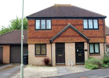 Thumbnail 1 bedroom semi-detached house to rent in Didcot, Oxfordshire
