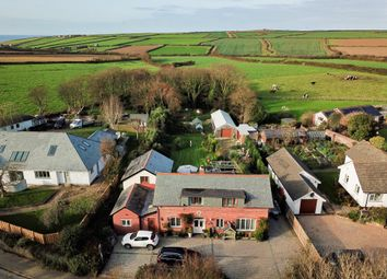 Thumbnail 6 bed detached house for sale in Treator, Padstow