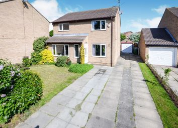 Thumbnail 4 bed detached house for sale in Nevis Way, York