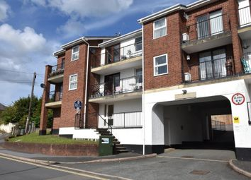 Thumbnail 2 bed flat for sale in Grendon Court, Coombe Vale Road, Teignmouth, Devon