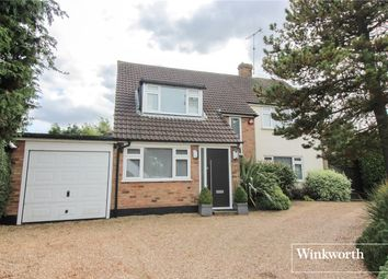 Thumbnail 4 bed detached house to rent in Park Crescent, Elstree, Hertfordshire