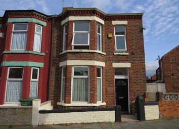 Thumbnail 3 bed end terrace house for sale in Hollybank Road, Tranmere, Birkenhead