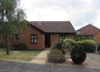 Thumbnail 2 bed semi-detached bungalow for sale in Windleden Road, Loughborough