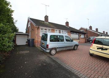 Thumbnail 3 bed semi-detached house for sale in Farm Road, Horninglow, Burton-On-Trent