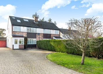 Crowborough Drive, Warlingham CR6. 4 bed semi-detached house for sale