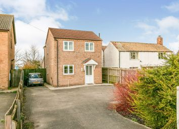 Thumbnail 3 bed detached house for sale in Doddington Road, Benwick, March