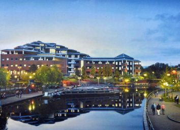 Thumbnail 1 bedroom flat to rent in Landmark, Waterfront West, Brierley Hill