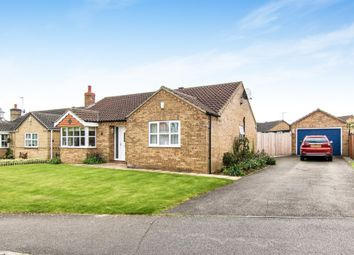 Thumbnail 3 bedroom detached bungalow for sale in Doncaster Gardens, Navenby, Lincoln