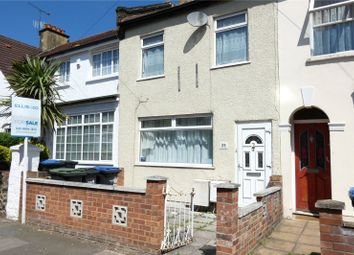 Thumbnail 3 bed terraced house for sale in Croyland Road, Edmonton, London, UK