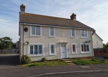 Thumbnail 1 bed flat for sale in Drake Avenue, Chickerell, Weymouth