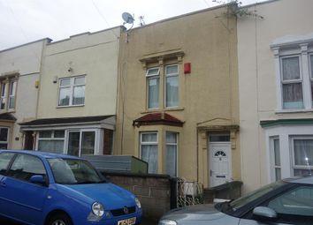 Thumbnail 2 bedroom terraced house for sale in Heath Street, Eastville, Bristol