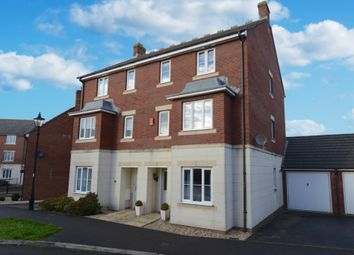 Thumbnail 4 bedroom semi-detached house for sale in Merevale Way, Yeovil