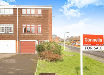 Thumbnail 3 bedroom town house for sale in Hackford Road, Lanesfield, Wolverhampton