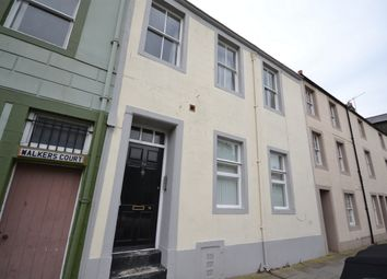Thumbnail 4 bed terraced house for sale in Church Street, Whitehaven, Cumbria