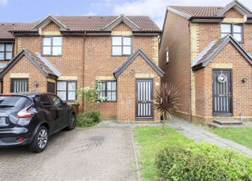 Thumbnail 2 bed end terrace house for sale in Greenacre Close, Northolt