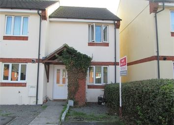 Thumbnail 2 bed end terrace house for sale in Sutherland Drive, Torquay, Devon.