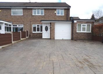 Thumbnail 3 bedroom semi-detached house for sale in Sanderling Road, Offerton, Stockport, Cheshire
