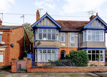 Thumbnail 4 bed semi-detached house for sale in Stanway Road, Earlsdon, Coventry