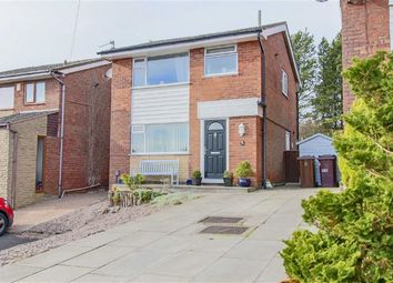 Thumbnail 3 bed detached house for sale in Christleton Close, Burnley, Lancashire