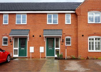 Thumbnail 2 bed terraced house for sale in Taunton Road, Bourne